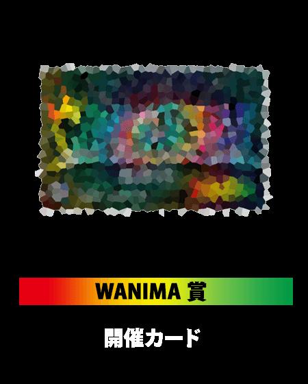 WANIMA賞: 開催カード